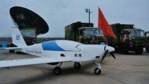 Harrier Hawk I dans l'armée de terre chinoise