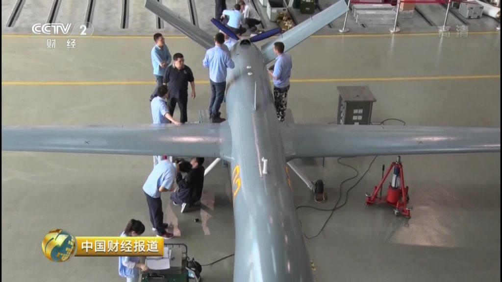 Le 3ème drone Wing Loong acheté par le Kazakhstan est en production